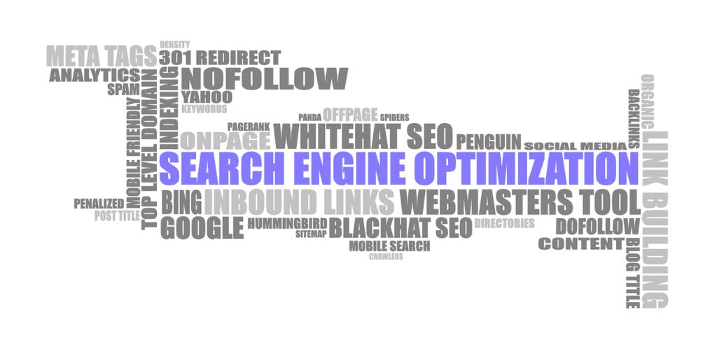 SEO marketing image